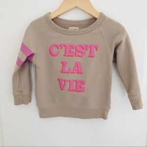 PEEK Sweatshirt
